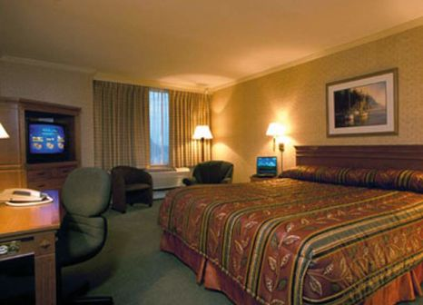 Hotelzimmer mit Clubs im Holiday Inn Vancouver Airport - Richmond