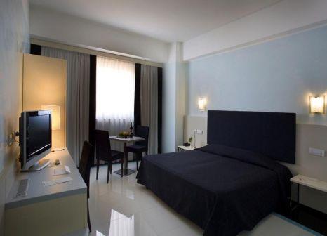 Hotelzimmer mit Sandstrand im Grand Hotel Salerno