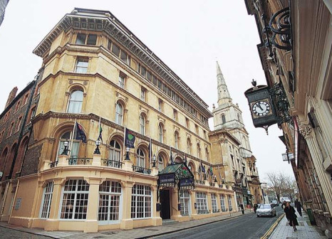 Mercure Bristol Grand Hotel günstig bei weg.de buchen - Bild von FTI Touristik