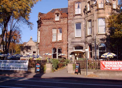 Murrayfield Hotel & Lodge günstig bei weg.de buchen - Bild von FTI Touristik
