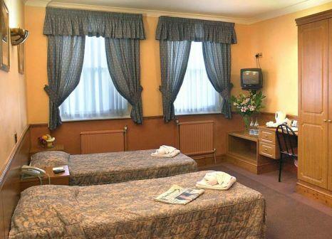 Hotelzimmer mit Friseur im Brunel