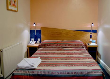 Hotelzimmer mit WLAN im Comfort Inn Kings Cross