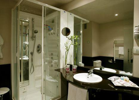Hotelzimmer mit Golf im Sercotel Madrid Aeropuerto
