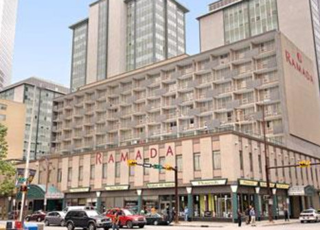 Hotel Ramada Plaza Calgary Downtown 0 Bewertungen - Bild von 5vorFlug