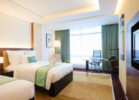 Hotelzimmer mit Kinderbetreuung im Aetas Lumpini