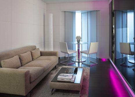 Hotelzimmer mit Aerobic im ME London