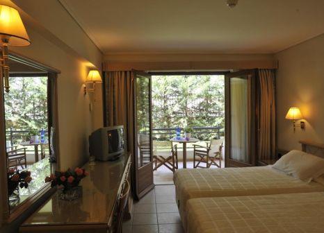 Hotelzimmer mit Tennis im Negroponte Resort Eretria