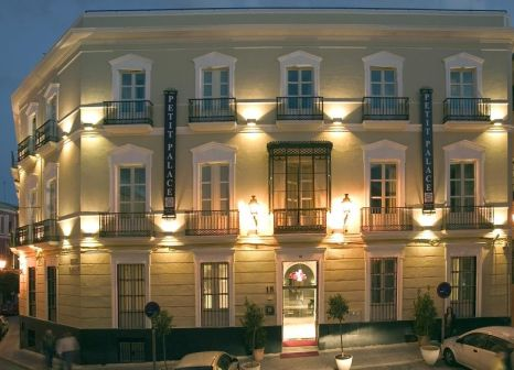 Hotel Petit Palace Santa Cruz in Andalusien - Bild von 5vorFlug