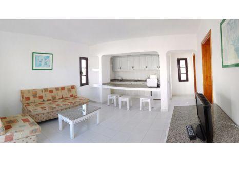 Hotelzimmer mit Fitness im La Laguneta