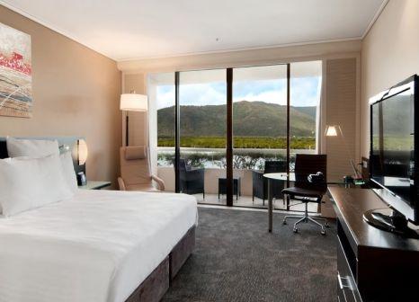 Hotelzimmer mit Golf im Hilton Cairns