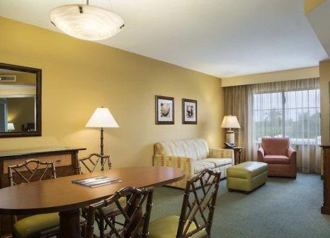 Hotelzimmer mit Fitness im Doubletree Guest Suites Naples