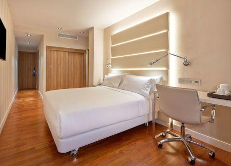 Hotelzimmer mit Clubs im NH Barcelona Les Corts