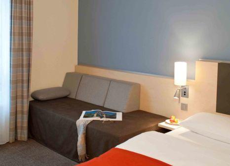 Hotelzimmer mit Tennis im Mercure Hotel Berlin City West