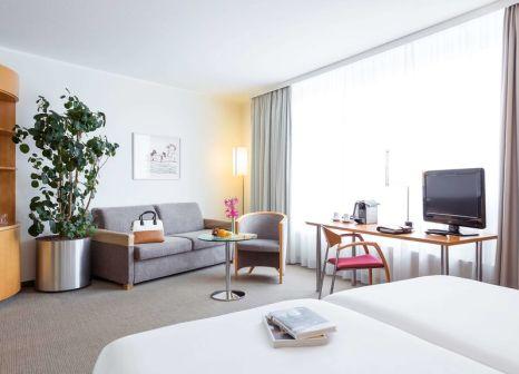 Hotelzimmer mit Animationsprogramm im Novotel Mainz