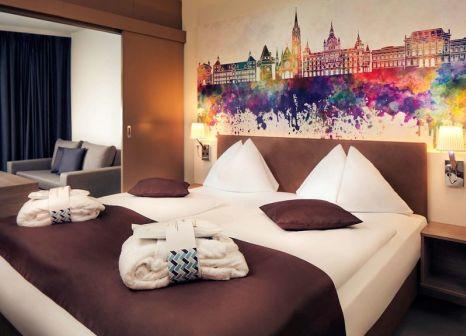 Hotelzimmer mit Sauna im Mercure Graz City