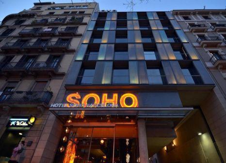Hotel Soho Barcelona günstig bei weg.de buchen - Bild von 5vorFlug