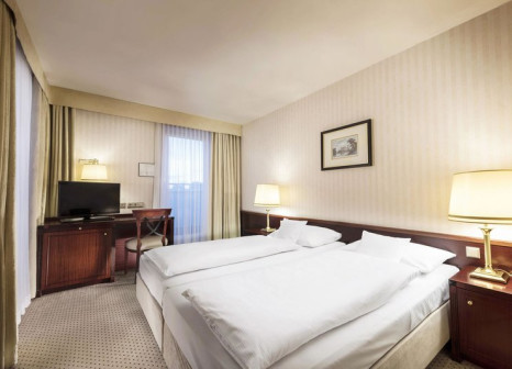 Hotelzimmer mit Spielplatz im Maritim Parkhotel Mannheim