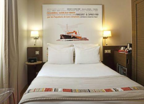 Hotelzimmer mit Clubs im Best Western La Joliette