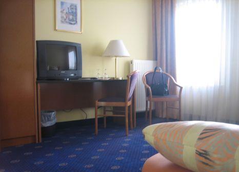 Hotelzimmer mit Spielplatz im ACHAT Hotel Frankfurt Airport