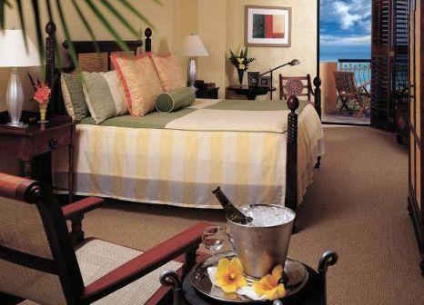 Hotelzimmer mit Mountainbike im Hilton Aruba Caribbean Resort & Casino