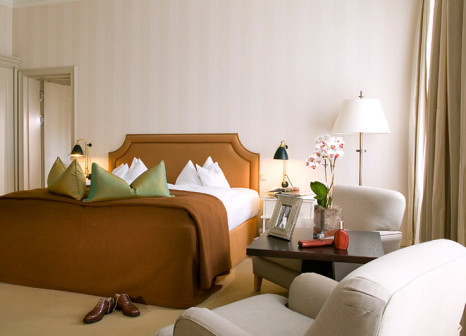 Hotelzimmer mit Kinderbetreuung im Parkhotel Quellenhof Aachen