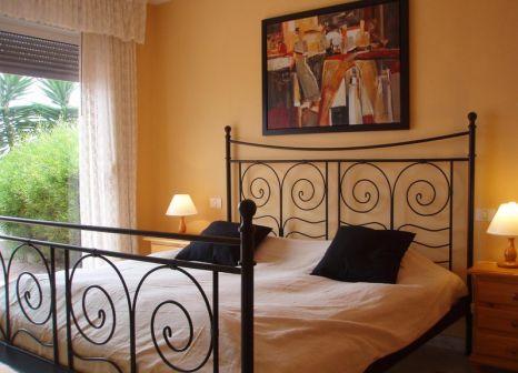 Hotelzimmer mit Pool im Finca La Paz