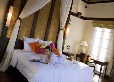 Hotelzimmer mit Volleyball im Anantara Mai Khao Phuket Villas