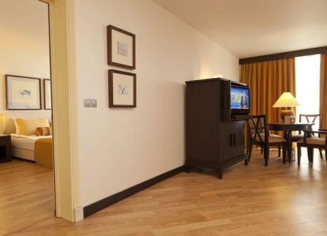Hotelzimmer mit Volleyball im Imperial Turkiz Resort Hotel
