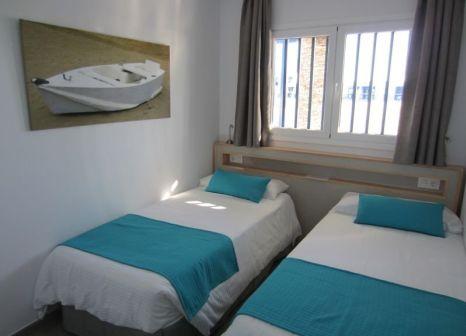 Hotelzimmer mit Tennis im Apartamentos Playamar