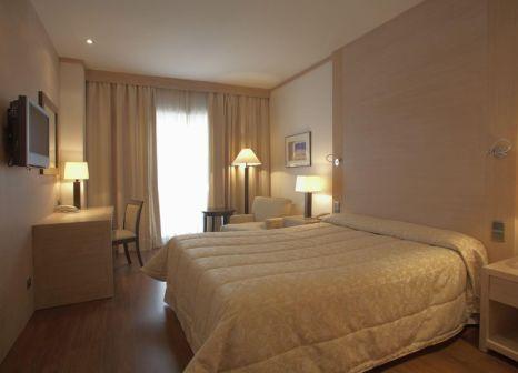 Hotelzimmer mit Golf im SH Valencia Palace