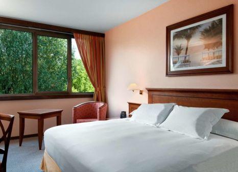 Hotelzimmer mit Wassersport im Hilton Strasbourg