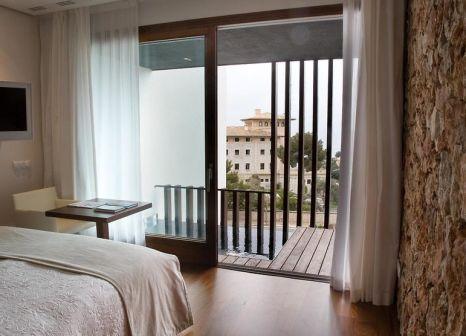 Hotelzimmer mit Yoga im Hotel Hospes Maricel & Spa