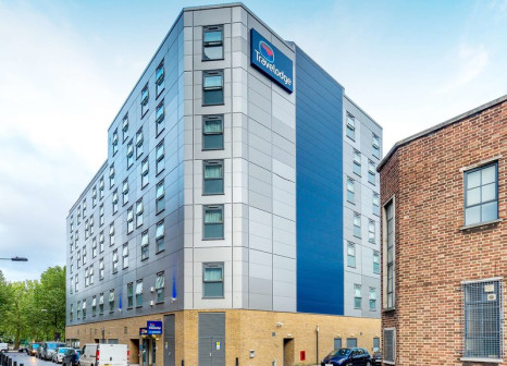 Hotel Travelodge London Bethnal Green günstig bei weg.de buchen - Bild von Ameropa