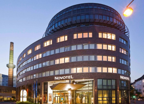 Hotel Novotel Hannover 9 Bewertungen - Bild von Ameropa