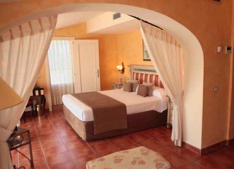 Hotelzimmer mit Tennis im Hotel El Rodat