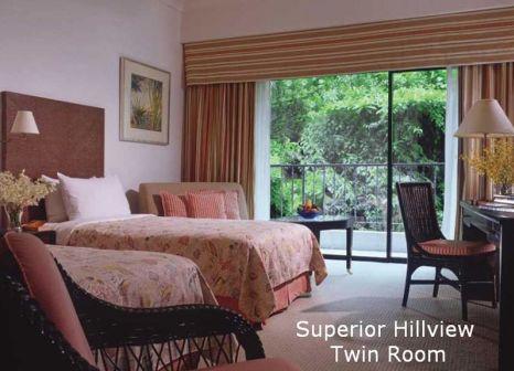 Hotelzimmer mit Volleyball im Shangri-La's Rasa Sentosa Resort