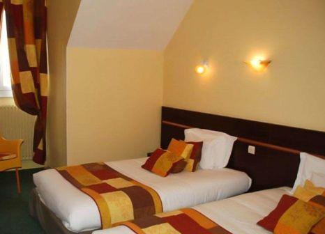 Hotelzimmer mit Internetzugang im Comfort Hotel Cathédrale Lisieux