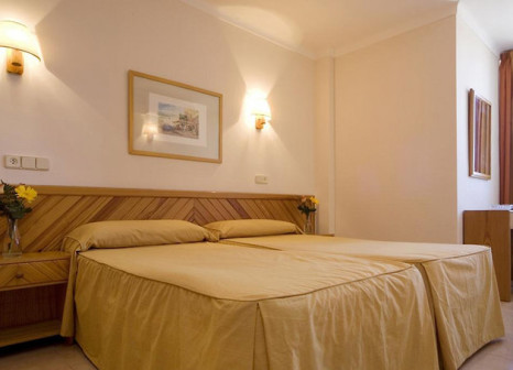Hotelzimmer mit Golf im Apartamentos Carlos V