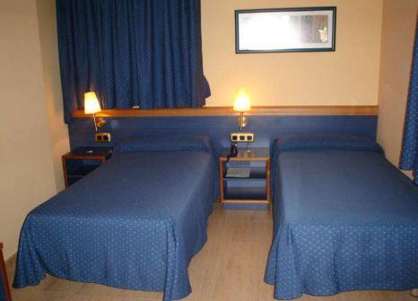 Hotelzimmer mit Restaurant im Hotel Oasis Barcelona
