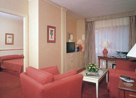 Hotelzimmer mit Aufzug im Hotel ILUNION Suites Madrid