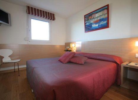 Hotelzimmer mit Wassersport im Best Western Hôtel Alcyon