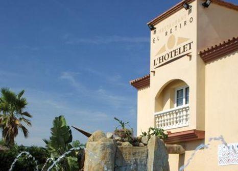 L'Hotelet in Costa Dorada - Bild von Ameropa