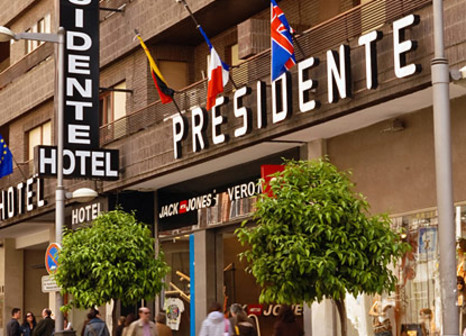 Hotel Presidente günstig bei weg.de buchen - Bild von Ameropa