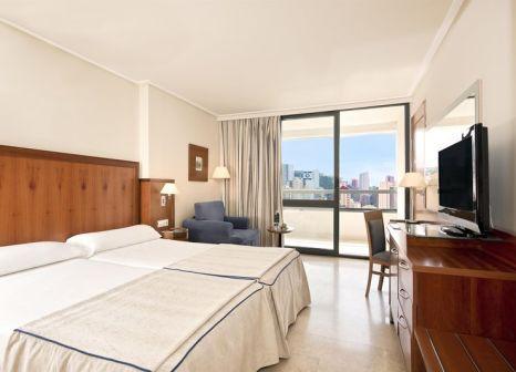 Hotelzimmer mit Golf im Meliá Benidorm