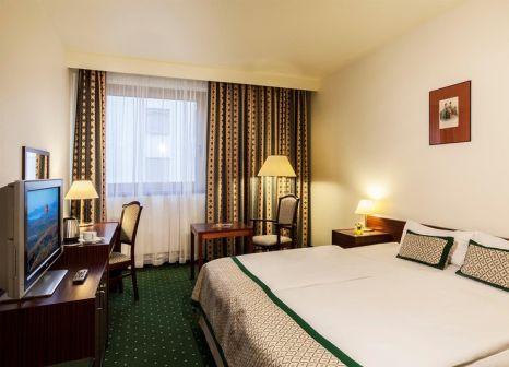 Hotelzimmer mit Kinderbetreuung im Hotel Hungaria City Center