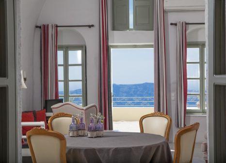 Hotelzimmer mit Tennis im La Maltese Estate Imerovigli