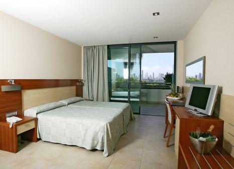 Hotelzimmer mit Tischtennis im Deloix Aqua Center