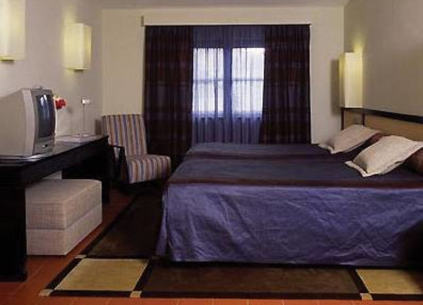 Hotelzimmer mit Aerobic im Pousada Forte da Horta