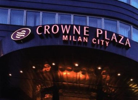 Hotel Crowne Plaza Milan City in Lombardei - Bild von Ameropa