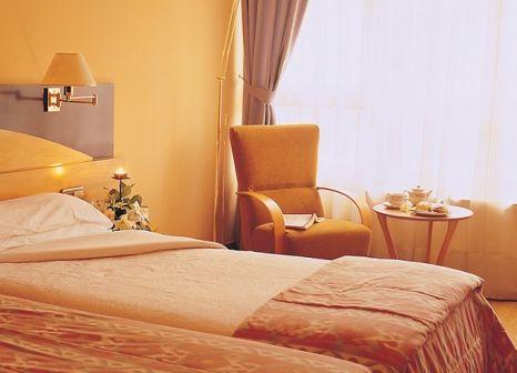 Hotelzimmer mit Klimaanlage im Sercotel Corona de Castilla